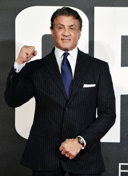 Sylvester-Stallone-160112-AFP - Bildquelle: AFP