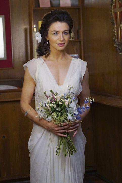 Ihr großer Tag steht bevor: Amelia (Caterina Scorsone) ... - Bildquelle: Byron Cohen ABC Studios