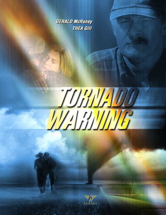 Tornado Warning - Plakatmotiv - Bildquelle: Regent Entertainment