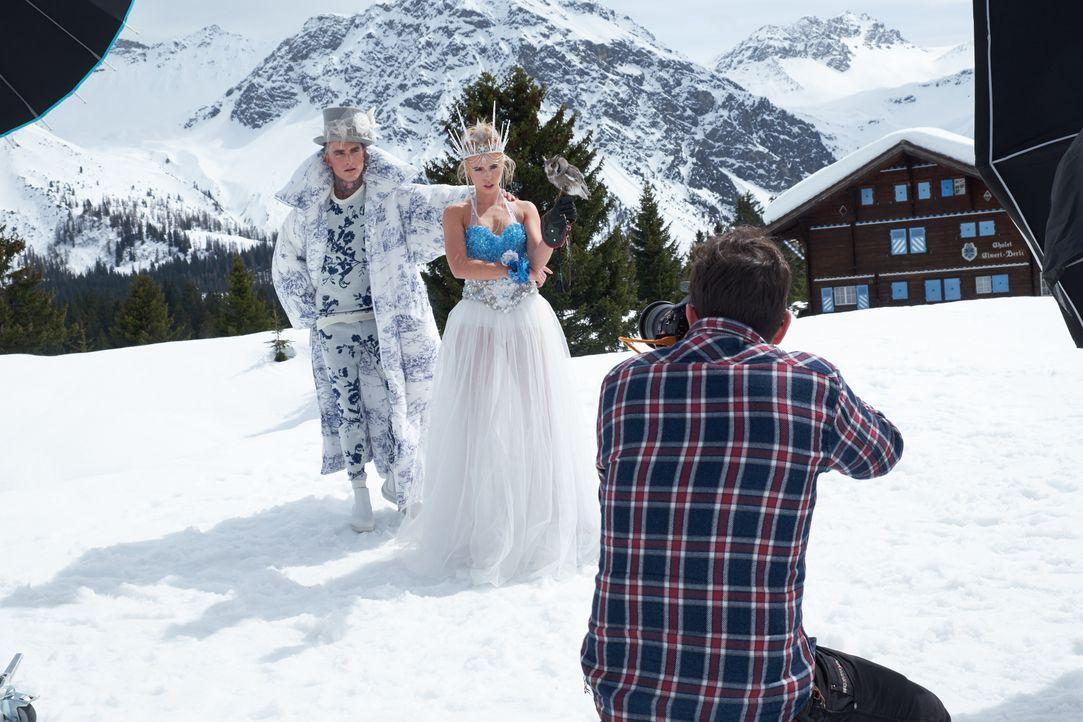 x_SNTM_S2_Shooting_0210 - Bildquelle: ProSieben Schweiz