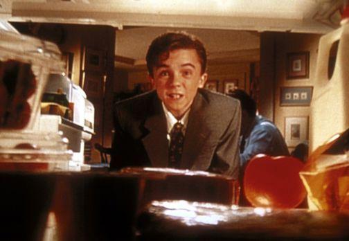 Malcolm mittendrin - Malcolm (Frankie Muniz) ist wieder einmal in Nöten ... -...