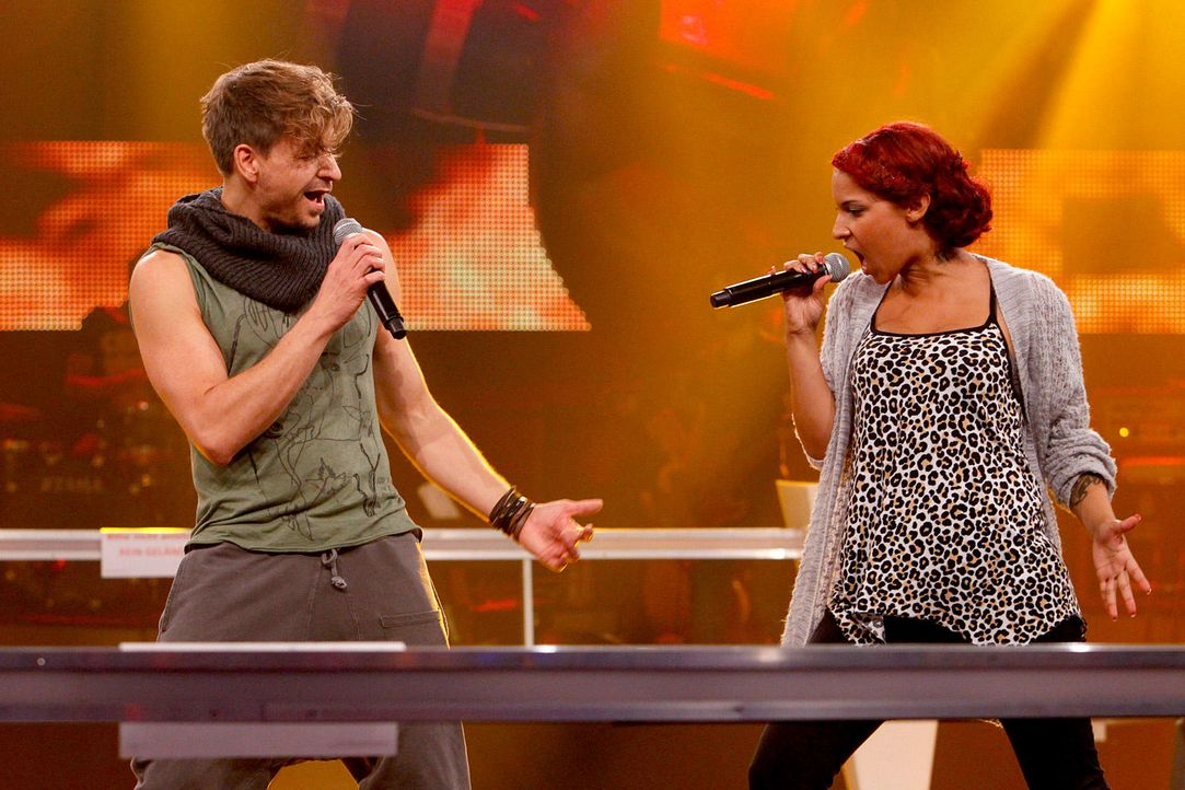 battle-luca-vs-jenna-09-the-voice-of-germany-huebnerjpg 1700 x 1133 - Bildquelle: SAT1/ProSieben/Richard Hübner