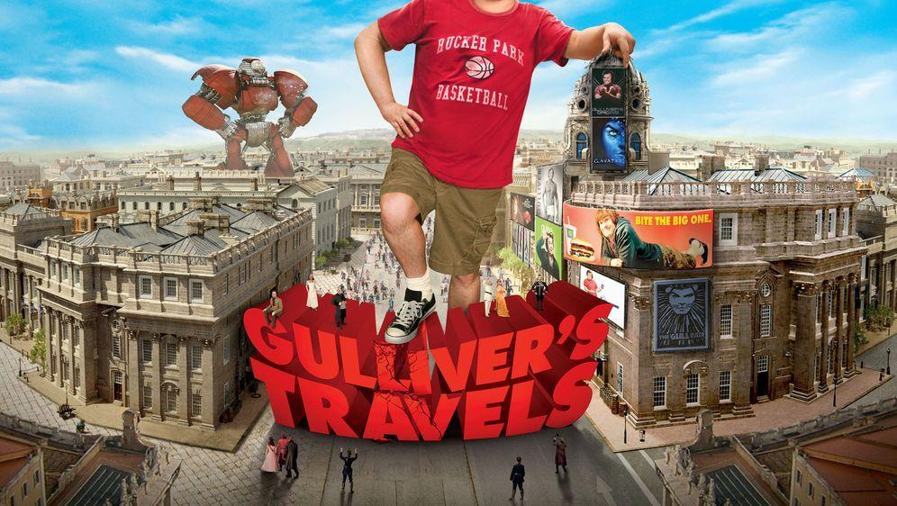 Gullivers Reisen - Da kommt was Großes auf uns zu - Bildquelle: TM and   2010 Twentieth Century Fox Film Corporation.  All rights reserved.  Not for sale or duplication.