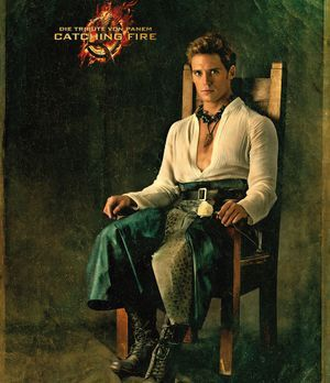 Catching Fire: Sam Claflin als Finnick Odair