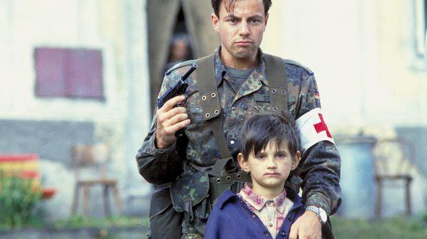 Ist Unteroffizier Matthis (Felix Eitner) wirklich ein Mörder, der einen klein...