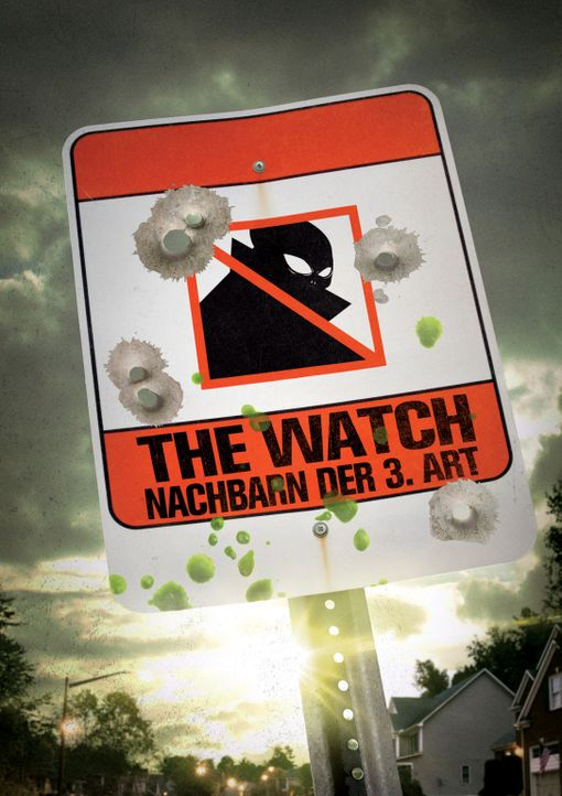 WATCH, THE - NACHBARN DER 3. ART - Artwork - Bildquelle: 2012 Twentieth Century Fox Film Corporation. All rights reserved.