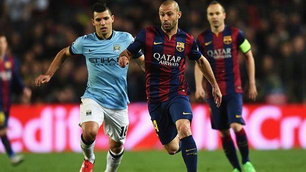 FC Barcelona vs. Manchester City