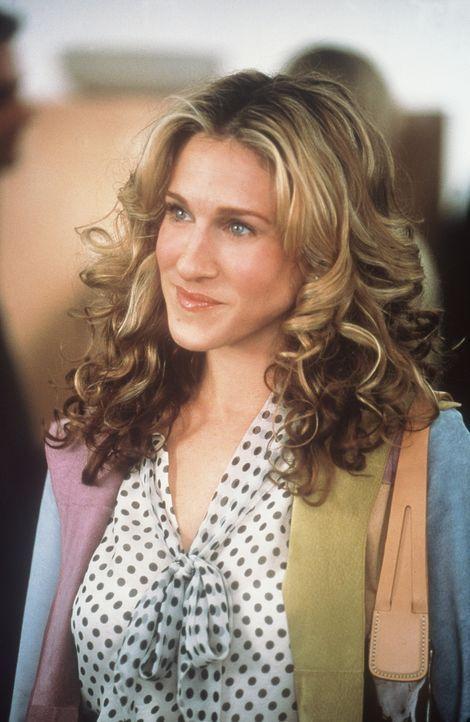 Eines Tages macht Carrie (Sarah Jessica Parker) die Bekanntschaft des Möbeldesigners Aidan. - Bildquelle: Paramount Pictures