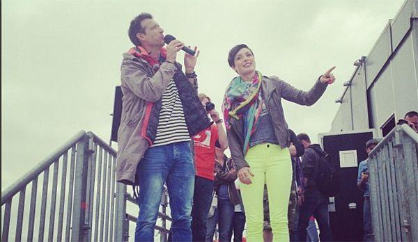 Kathy und Andreas - Bildquelle: instagram