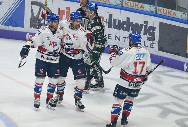 Mannheim geht in der Serie mit 1:0 in Führung