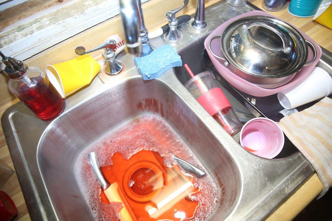 Im Haus des Nachbarn findet die Polizei nach einer Party zwei Küchenmesser und Blutspuren in der Spüle. Stammen diese von Charles Walker? Und hat de... - Bildquelle: Jupiter Entertainment
