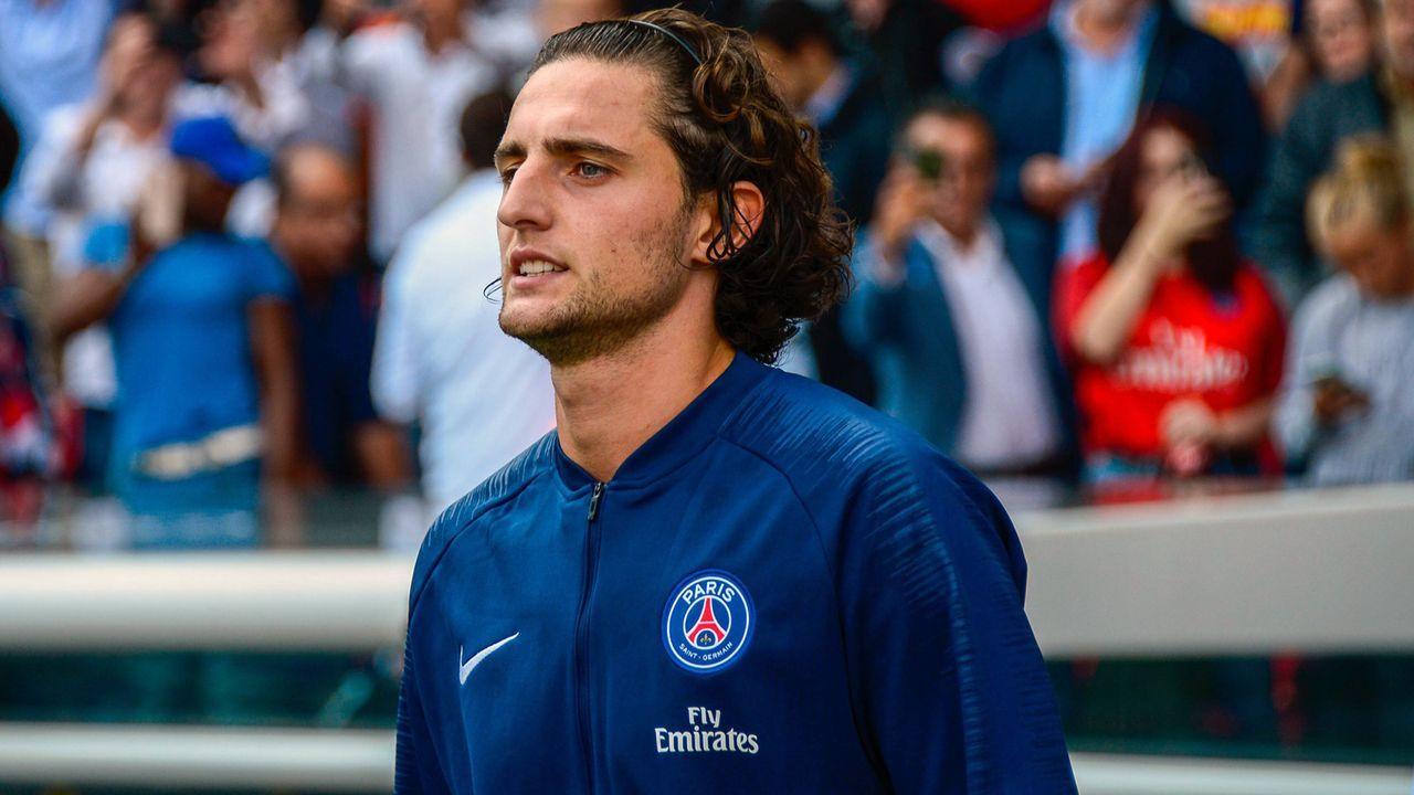 Adrien Rabiot (Paris St. Germain) - Bildquelle: imago/PanoramiC