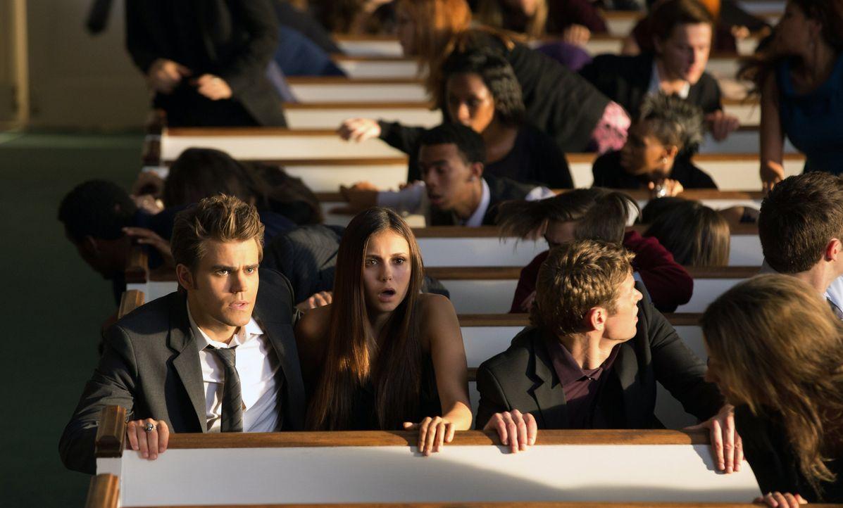 Die Vampire sind in Gefahr - Bildquelle: © Warner Bros. Entertainment Inc.