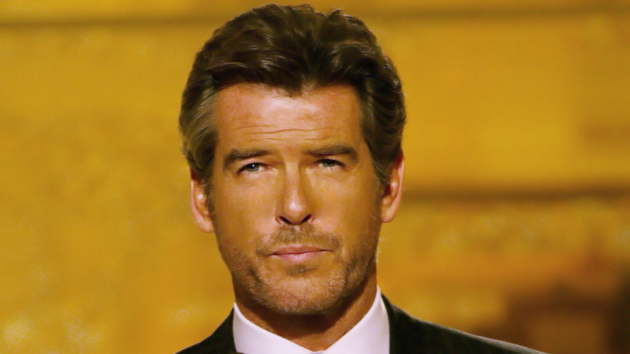 Pierce Brosnan - Bildquelle: getty-AFP