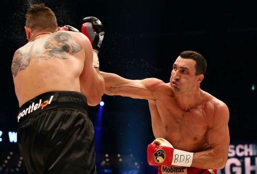 Wladimir Klitschko - Bildquelle: Getty