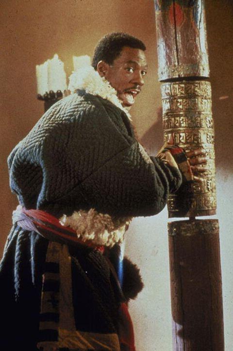 Sozialarbeiter Chandler Jarrell (Eddie Murphy) muss eine besonders knifflige Aufgabe lösen: Er soll das 'Goldene Kind', das die Welt vor dem Unterga... - Bildquelle: Paramount Pictures