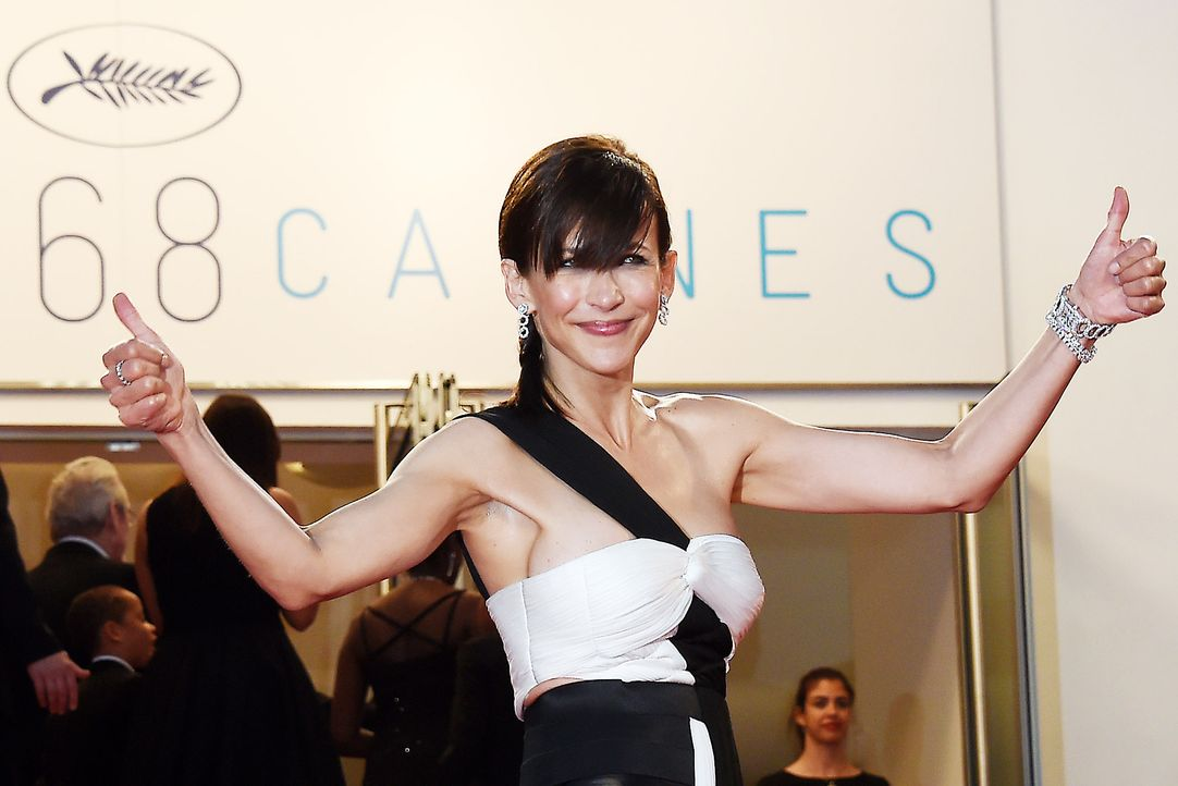 Cannes-Film-Festival-Sophie-Marceau-150516-2-AFP - Bildquelle: AFP
