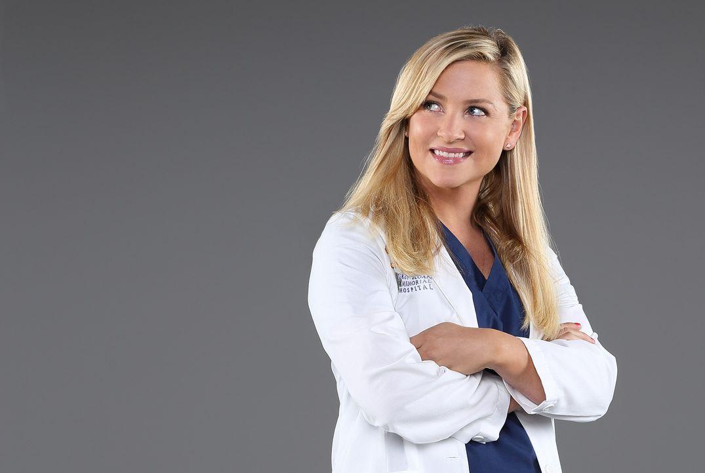 (11. Staffel) - Auf die engagierte Ärztin Dr. Robbins (Jessica Capshaw) warten neue Herausforderungen ... - Bildquelle: ABC Studios