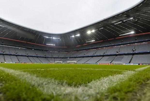 Standort für zwei deutsche Gruppenspiele: Allianz Arena