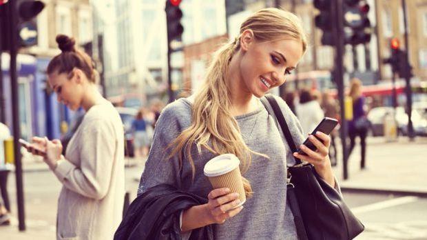 Flirten per SMS oder Messenger