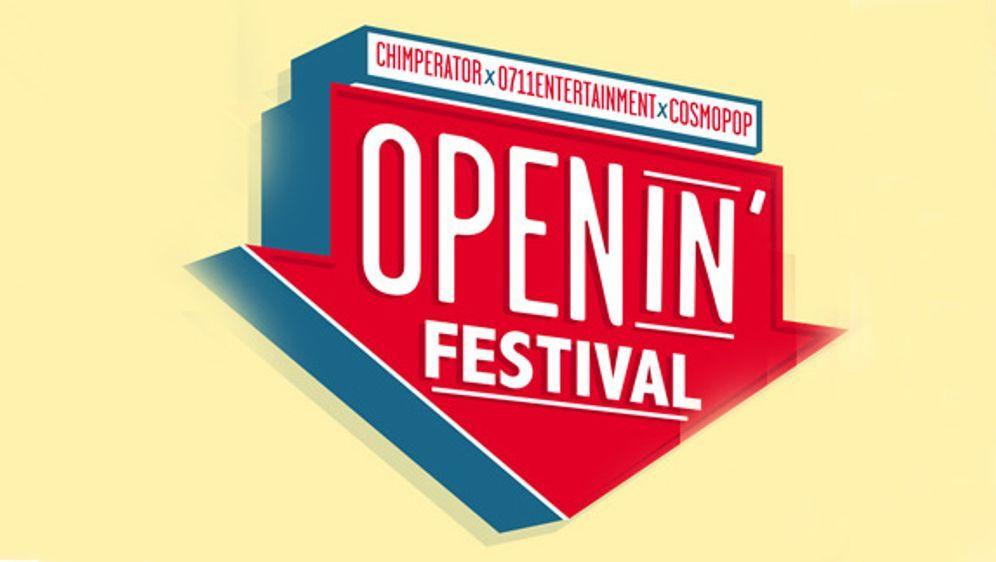 Das Openin' Festival in Mannheim mit Kraftklub, SDP, u.a.