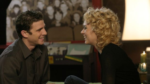 Endlich ist es so weit: Peyton (Hilarie Burton, r.) und Jake (Bryan Greenberg...