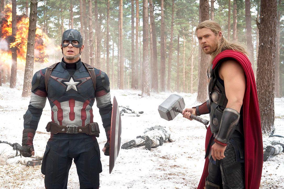 Marvels-Avengers-Age-Of-Ultron-14-Marvel2015 - Bildquelle: Marvel 2015