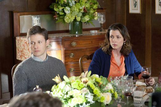Die Arbeit von Jamie (Will Estes, l.) und der Anwältin Erin (Bridget Moynahan...