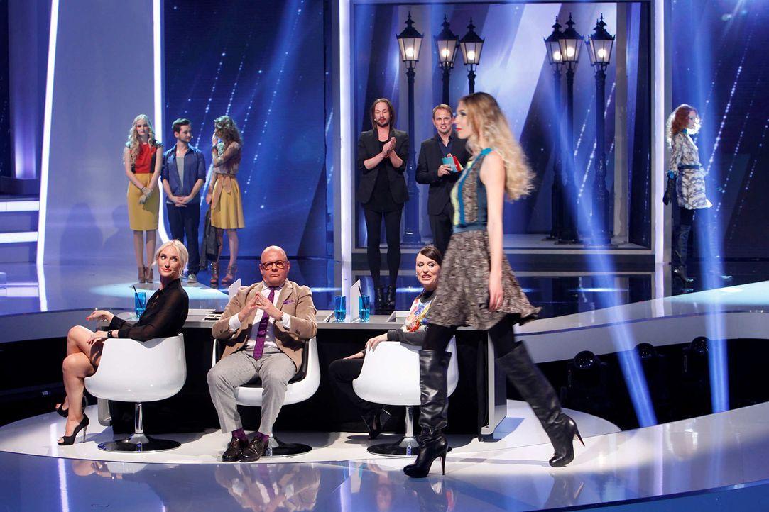 Fashion-Hero-Epi04-Show-29-Pro7-Richard-Huebner - Bildquelle: Pro7 / Richard Hübner