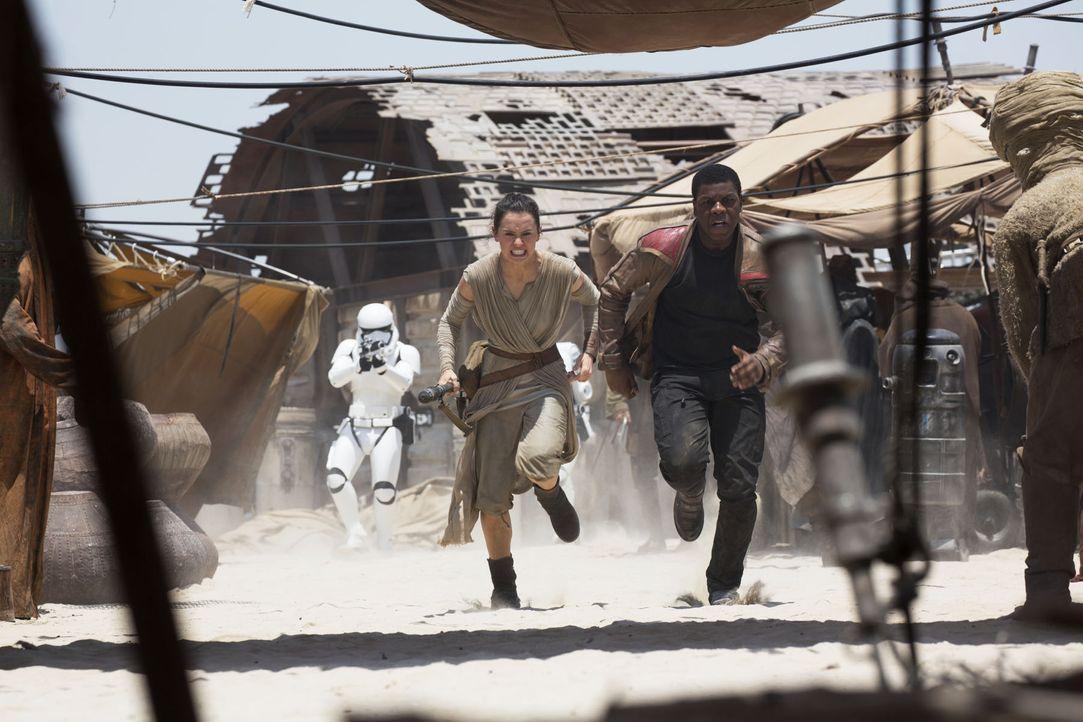 Star-Wars-Das-Erwachen-der-Macht-21-Lucasfilm - Bildquelle: Lucasfilm 2015
