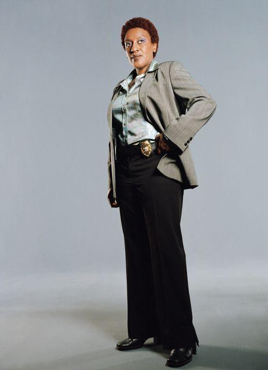 (7. Staffel) - Die alteingesessene Ermittlerin Claudette Wyms (CCH Pounder) wird endlich zum Captain ernannt und will beweisen, dass sie fähiger ist... - Bildquelle: 2007 Twentieth Century Fox Film Corporation. All Rights Reserved.