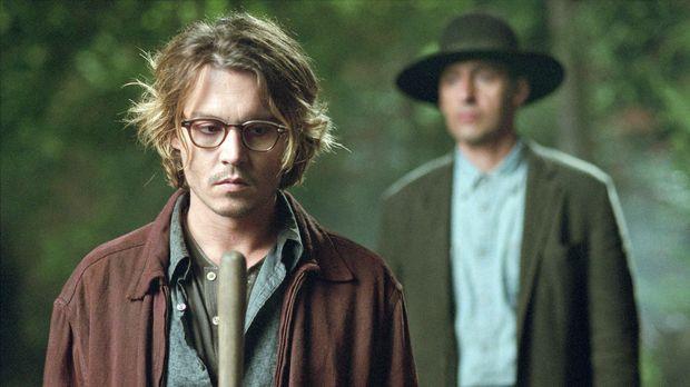 Schon bald muss sich Mort (Johnny Depp, l.) fragen, ob Shooter (John Turturro...