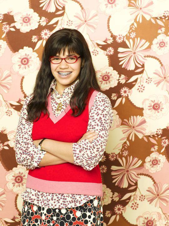 (2. Staffel) - Sie besitzt innere Schönheit: Betty Suarez (America Ferrera) ... - Bildquelle: Buena Vista International Television