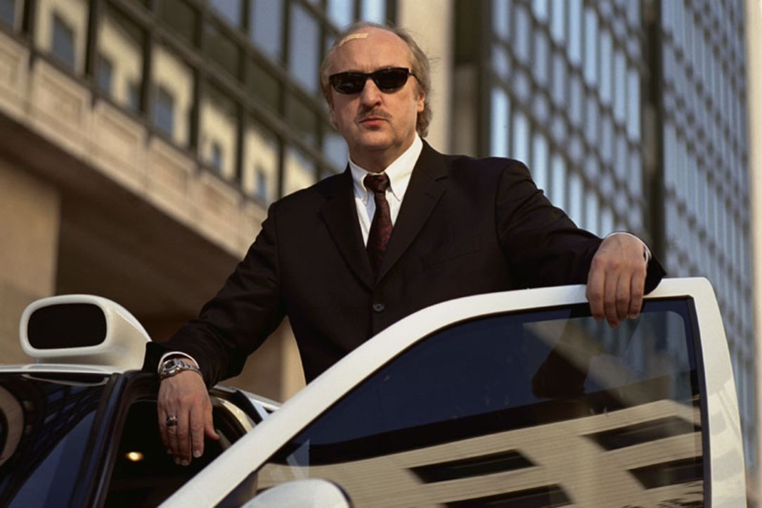Commissaire Gibert (Bernard Farcy) - Bildquelle: Tobis Film GmbH & Co. KG
