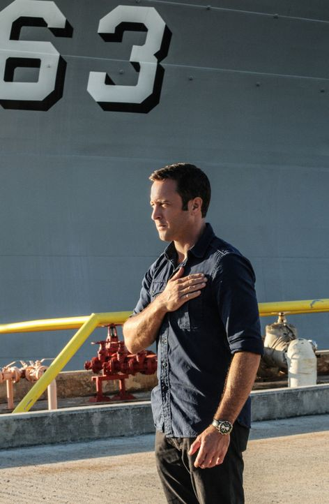 Ein Mordversuch an einem ehemaligen Kriegsveteran führt Steve McGarrett (Alex O'Loughlin) zu den Spuren seines Großvaters ... - Bildquelle: 2013 CBS BROADCASTING INC. All Rights Reserved.