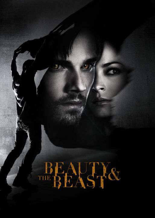 (2. Staffel) - BEAUTY AND THE BEAST - Plakatmotiv - Bildquelle: 2013 The CW Network, LLC. All rights reserved.