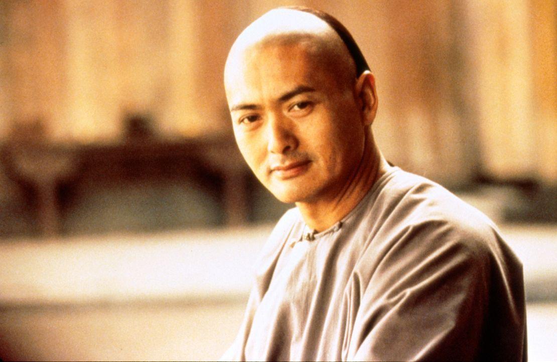 Träumt davon, sich bald zur Ruhe setzen zu können: Li Mu Bai (Chow Yun-Fat) ... - Bildquelle: ARTHAUS Filmverleih