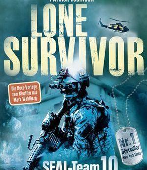 Lone-Survivor-Buch