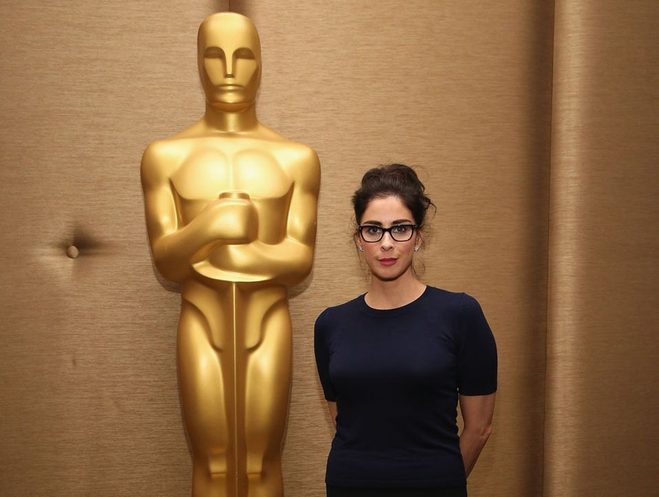 Sarah-Silverman-getty-AFP - Bildquelle: 2015 Getty Images