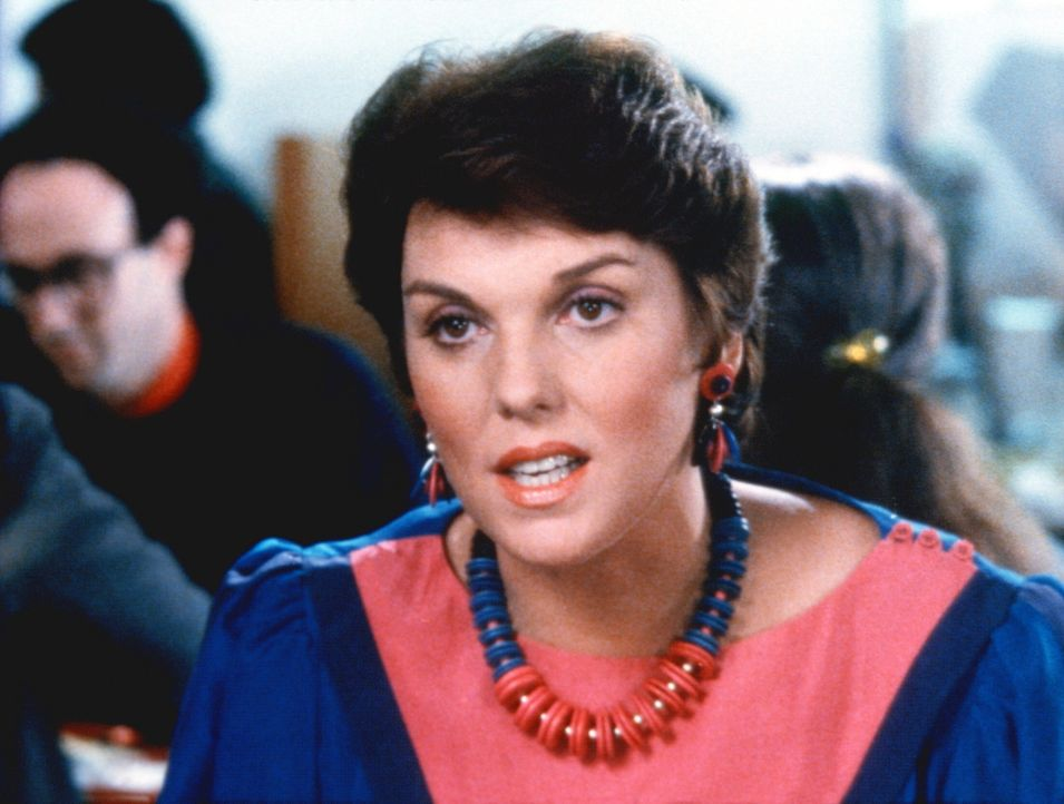 Lacey (Tyne Daly) hat die Operation gut überstanden und sich entschlossen, ihren Job an edn Nagel zu hängen. - Bildquelle: ORION PICTURES CORPORATION. ALL RIGHTS RESERVED.