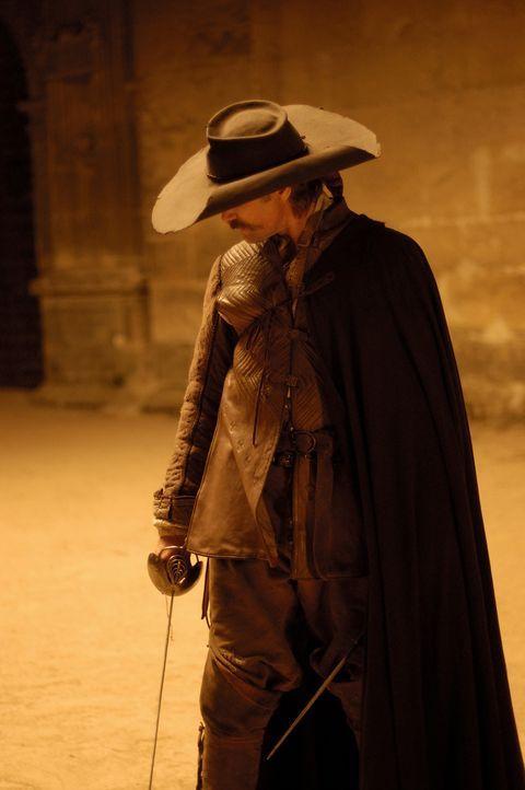 Ein erfahrener Kämpfer und ziemlich cooler Typ: Alatriste (Viggo Mortensen) ... - Bildquelle: José Haro TF1 International