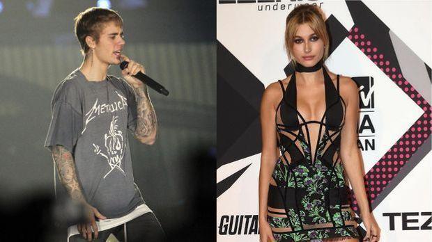 Justin Bieber vor Liebes-Comeback? Händchen haltend mit Hailey Baldwin erwischt