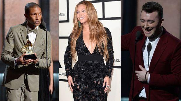 Grammys 2015: Das sind die Nominierten und Gewinner