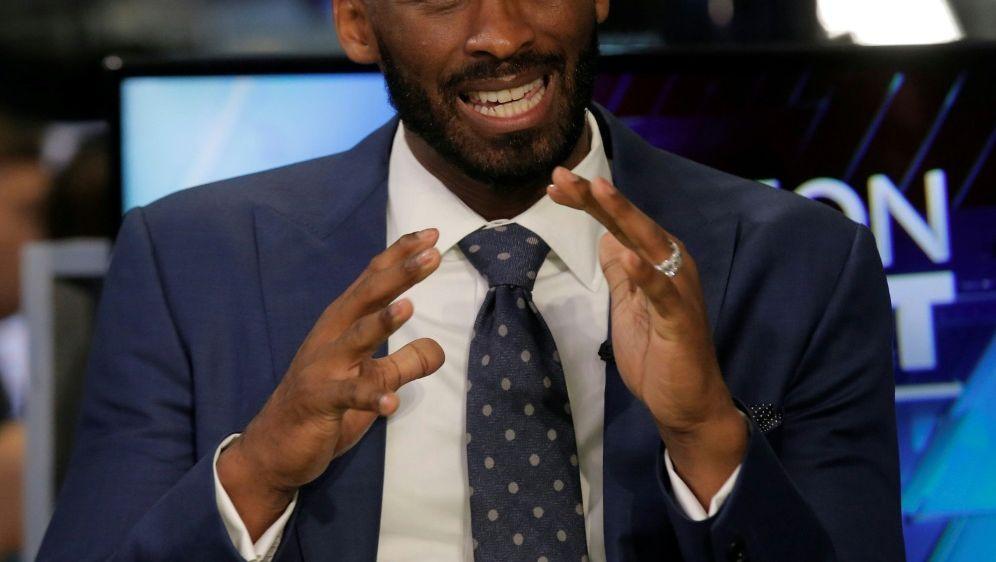 Kobe Bryant moderiert ab März eine eigene TV-Show - Bildquelle: pixathlonpixathlonSID