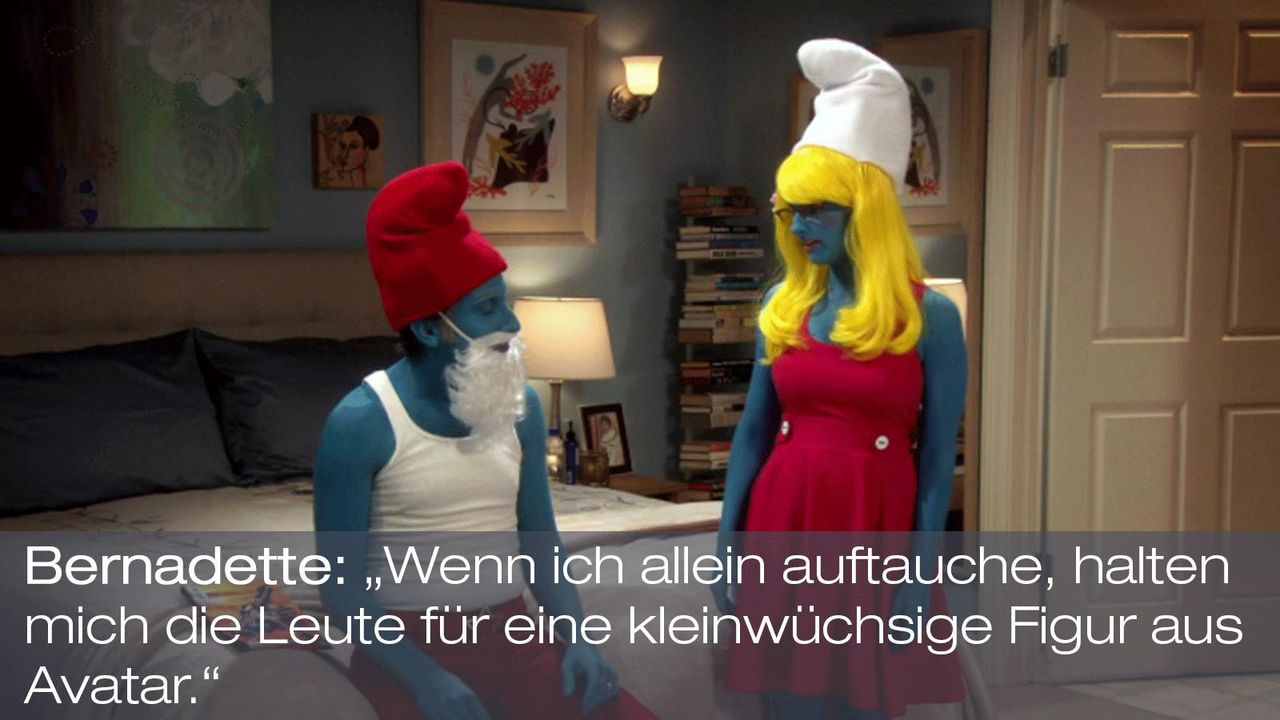 Staffel 6 Folge 5 - Zitat 8 - Bildquelle: Warner Brothers Television