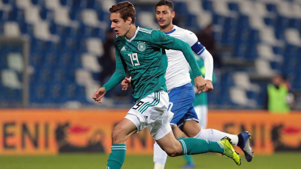 Florian Neuhaus (Borussia Mönchengladbach, U21-Nationalspieler) - Bildquelle: 2018 Getty Images