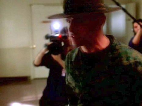 Navy CIS - Im Ausbildungslager des Marinestützpunktes Quantico finden Dreharb...