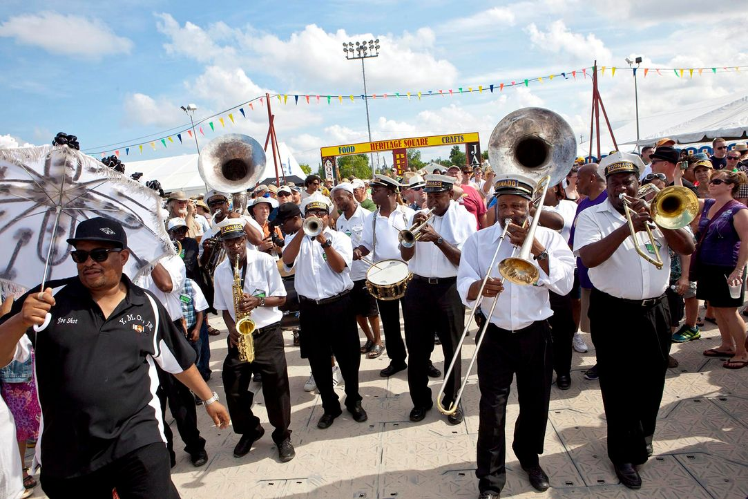 New-Orleans-09-dpa - Bildquelle: dpa