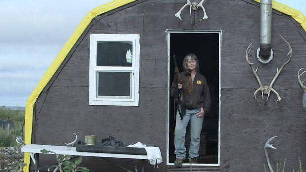 Sue muss dringend zusehen, dass sie ihre Tiefkühltruhe auffüllt, bevor der Wi...