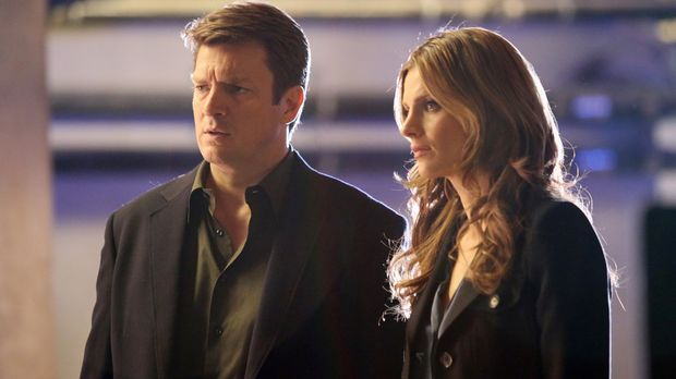"CASTLE - ""A Murder Is Forever"